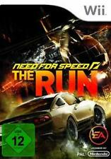 Nintendo Wii +Wii U Need for Speed The Run  Deutsch Neuwertig