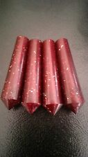 LOWRIDER HYDRAULICS Switch Extensions Red/Flake (4) pack ,Peterbilt,Carling