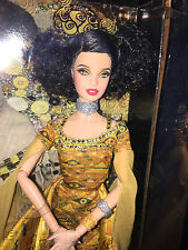 BARBIE DOLL GUSTAV KLIMT THE MUSEUM COLLECTION MIB-NRFB