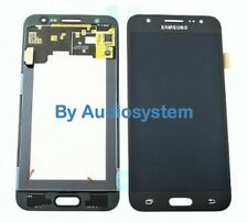 GLS DISPLAY LCD+TOUCH SCREEN ORIGINALE per SAMSUNG GALAXY J5 SM-J500F NERO VETRO