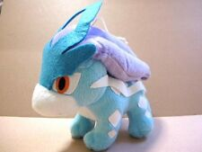 POKEMON Suicune UFO Soft Plush Doll Japan Pokedoll
