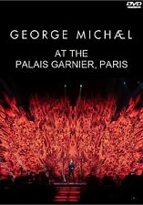 GEORGE MICHAEL AT THE PALAIS GARNIER, PARIS - BBC SYMPHONICA LIVE CONCERT DVD