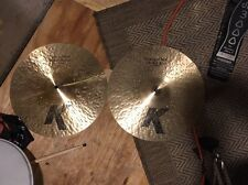 "Zildjian K Custom Dark 14"" Hi-Hat Cymbal"