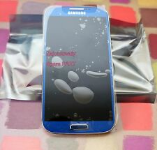GENUINE SAMSUNG I9505 GALAXY S4 SCREEN SUPER AMOLED FHD LCD  DISPLAY BLUE