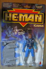 NEW HE MAN ICARIUS MASTERS OF UNIVERS MOTU 1990