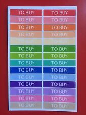 28 To Buy Planner Stickers for Various Types of Planners