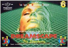 DREAMSCAPE 6 -  28TH MAY 1993 (CD COLLECTION) THE TRUE NEW WAREHOUSE CONCEPT