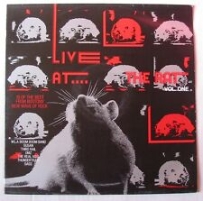 DMZ - REAL KIDS - THIRD TRAIN - THUNDERTRAIN (LP 33T) LIVE AT THE RAT VOL 1
