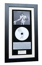 BAT FOR LASHES Haunted Man CLASSIC CD Album QUALITY FRAMED+EXPRESS GLOBAL SHIP