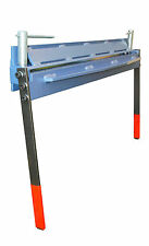 "Sheet Metal Folder / Bending Brake 630mm/ 24.8""/1.2mm - Free, Tracked Delivery!!"