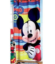 New Disney MICKEY MOUSE SPACE One Panel Decorative Curtain Window Drapes Bedroom