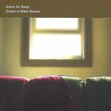 ARMOR FOR SLEEP CD DREAM TO MAKE BELIEVE BRAND NEW SEALED