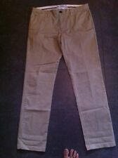 Mens' Analog Clothing Wheel Wash Chinos Chino Style Trousers W33