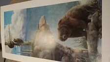 the balance of nature by mario fernandez signed numbered limited edition print