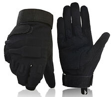 Hot Outdoor Full Finger Military Tactical Hunting Shooting Riding Cycling Gloves