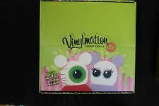 """Disney Vinylmation Jr 1.5"""" Series 1 key chain Case Tray Of 36 Figures NOT SEALED"""