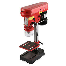 EBERTH 350W Bench Drill Press Rotary Pillar Top Table Drilling Machine 5 Speed