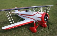 """1/4 Scale WACO Taperwing  91"""" Giant Scale RC AIrplane Printed Plans"""