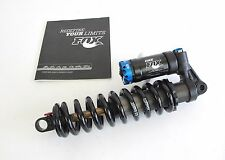 NEW 2015 Fox DHX RC4 Coil MTB Shock 350 lb Spring - 9.5 x 3  241 x 76 -$619 Ret.