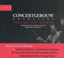 Eduard Van Beinum and Concertgebouw Orchestra CD NEW