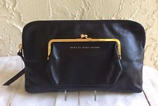 Marc by Marc Jacobs  Clutch BAG PURSE 100 % COW leather (MO0003439)Retail$258