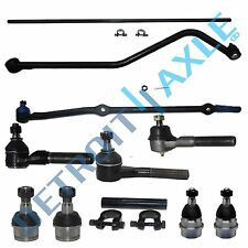 Brand New 11pc Complete Front Suspension Kit for 1993-1998 Jeep Grand Cherokee