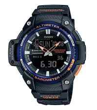 CASIO SGW450H-2B Altimeter Barometer Thermometer World Time Resin