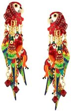 Lunch at The Ritz Earwear Inc. USA   Parrot Earrings Clips