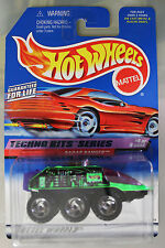 Hot Wheels 1:64 Scale 1997 Techno Bits Series RADAR RANGER