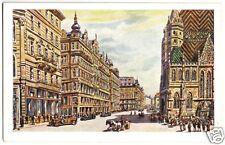 AK, Wien, Stephansplatz, belebt, ca. 1923
