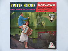 YVETTE HORNER Rapid ' BB 45 EA 288   Photo train