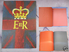 Scrapbook Album for Clippings - UK Royalty / Princess Charlotte & Prince George