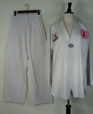 Taekwondo Approved Uniform Shirt and Pants – Size 5 SEE ALL MEASUREMENTS