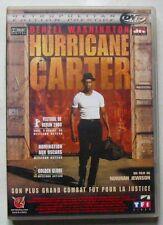 DVD HURRICANE CARTER - Denzel WASHINGTON / John HANNAH - Norman JEWISON