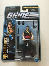 GI Joe G.I Joe spirit Quic Kick NEW