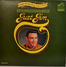 JIM EDWARD BROWN - JUST JIM - RCA VICTOR LPM 3744  LP  (X358)