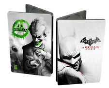Gioco Xbox 360 Batman Arkham City Joker limitata Steelbook Edition
