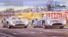 1954  MERCEDES BENZ W196 STREAMLINED, REIMS F1 Cover