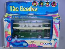 "CORGI TOYS MODEL No.32304 ""THE BEATLES "" ROUTEMASTER BUS"" LIVERPOOL CORP"".   MIB"