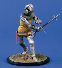 Verlinden 120mm (1/16) French Knight Guillaume de Martel at Agincourt 1415 1426