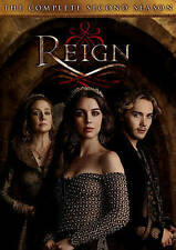Reign: The Complete Second Season (DVD, 2015, 5-Disc Set)