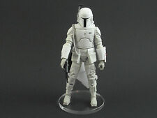 "5 x Acrylic display stands for Hasbro Star Wars 6"" Black Series - BLANK (CLEAR)"