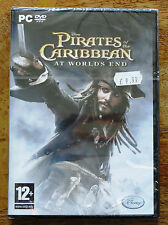 NEW - Pirates of the Caribbean: At World's End (PC DVD-ROM)