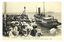 rp02846 - Ferry - Frederic leaving St Peter Port , Guernsey - photograph