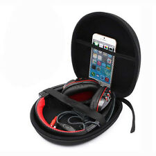 Practical Carrying Hard Case Storage Bag Box For Sony Headset Earphone Headphone
