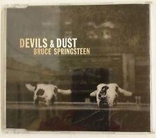 Bruce Springsteen Devils & Dust CD-Single UK promo 2005