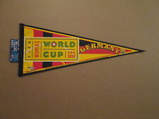 FIFA Women's World Cup Vintage USA 99 Germany Pennant