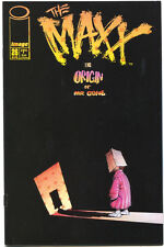 Maxx Mini Comic 2 Wizard 1995 NM