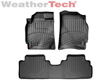 WeatherTech® DigitalFit FloorLiner - 2005-2007 - Ford Escape - Black
