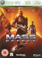 Mass Effect Limited Edition (Microsoft Xbox 360, 2007) 882224484169 NEW
